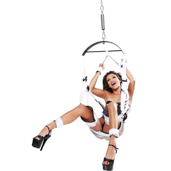 A small product image of Fetish Fantasy Bondage Swing