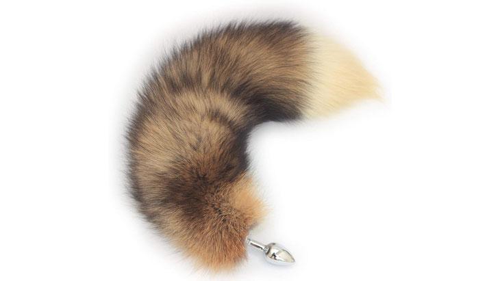 Foxtail Butt Plug