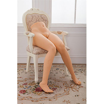 A small product image of Silicone Half Sex Doll