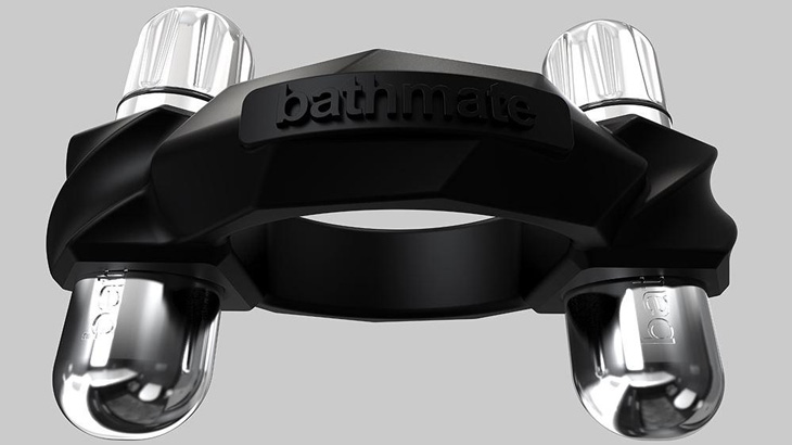 A closeup product image of Bathmate HydroVibe