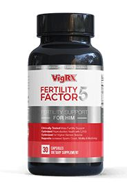 A small product image of VigRX Fertility Factor 5
