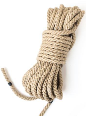 Hemp Bondage Rope Image