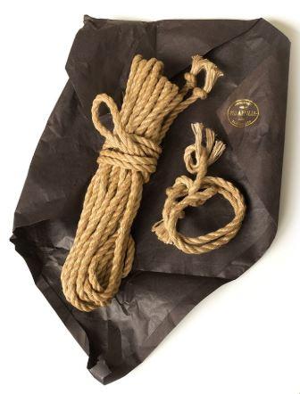 A small product image of Jute Bondage Rope