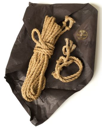 Jute Rope Best Sex Restraint Set