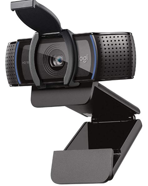 C920 High-Quality Webcam, Logitech