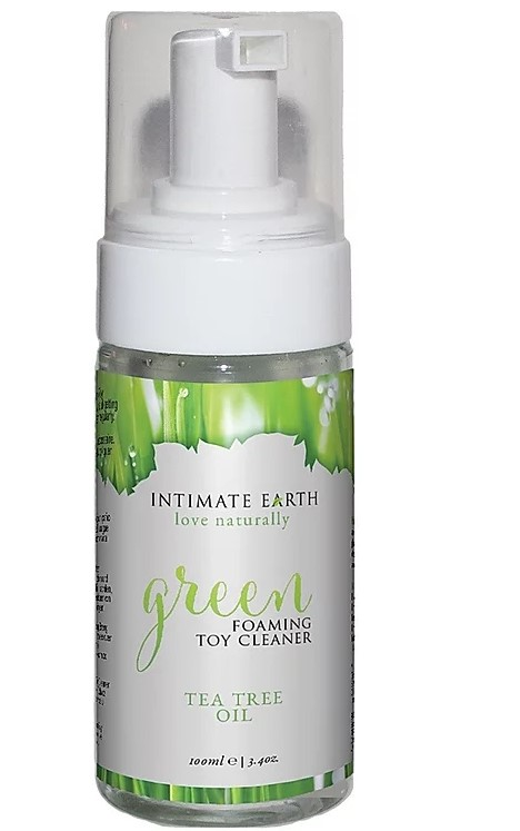 Green Foaming Toy Cleanser