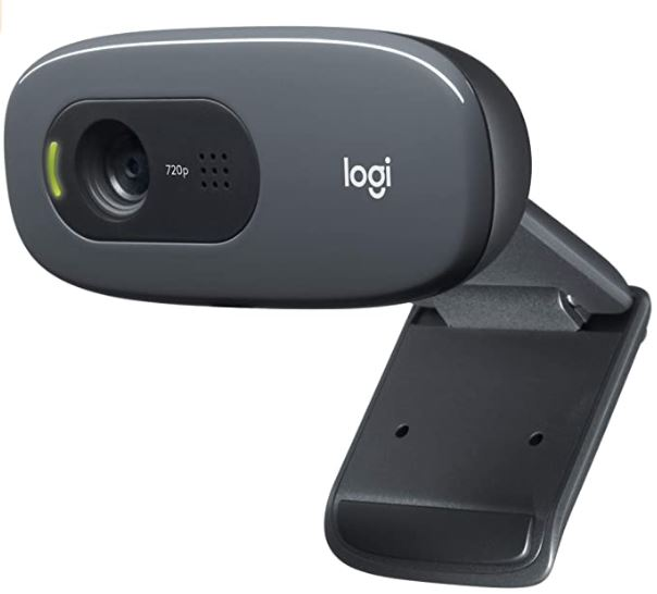 Logitech Super Clear C270 High-Quality Webcam