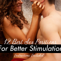 12 Best Sex Positions for Better Stimulation with Instructions Included
