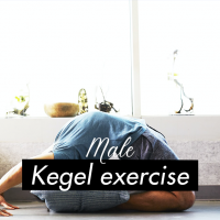 Male Kegel exercise, Yes, It's Not Only for Women Boys!