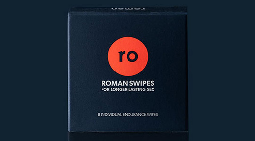 Roman wipes for Men